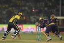 Sarfraz Ahmed whips the bails off to stump Kushdil Shah, Peshawar Zalmi v Quetta Gladiators, PSL 2016-17, final, Lahore, March 5, 2017