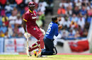 Adil Rashid claimed a well-judged return catch to dismiss Jason Holder, West Indies v England, 2nd ODI, Antigua, March 5, 2017