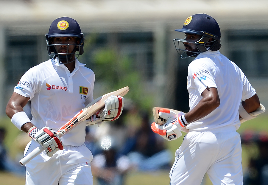 Ajantha Mendis scores 166* to power SL to 321-4 vs Bangladesh