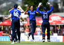 Steven Finn struck in his first over, West Indies v England, 3rd ODI, Barbados, March 9, 2017