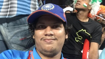 Prasad Khomne: #CheerWithOPPO winner, March 7: Cricket is my life & team India is my lifeline