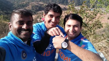 Prabhu: #CheerWithOPPO winner, March 8: Cheering for India, all the way up from Shimla, 2276m above sea level