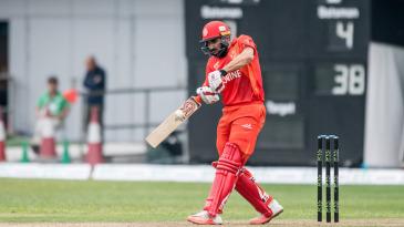 Misbah-ul-Haq struck six consecutive sixes