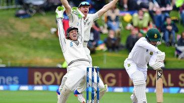 New Zealand appeal against JP Duminy