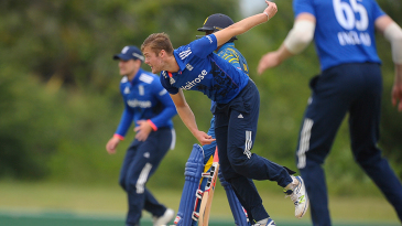 Tom Helm's 5 for 33 was the second-best returns by an England Lions bowler in List A cricket