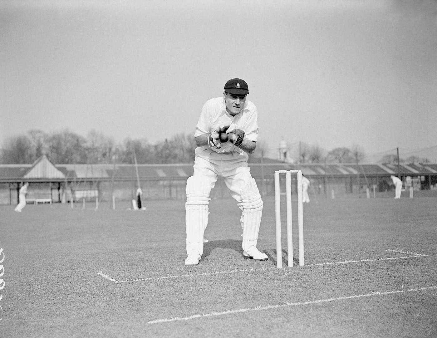 Russell Endean: decent batsman, ace fielder