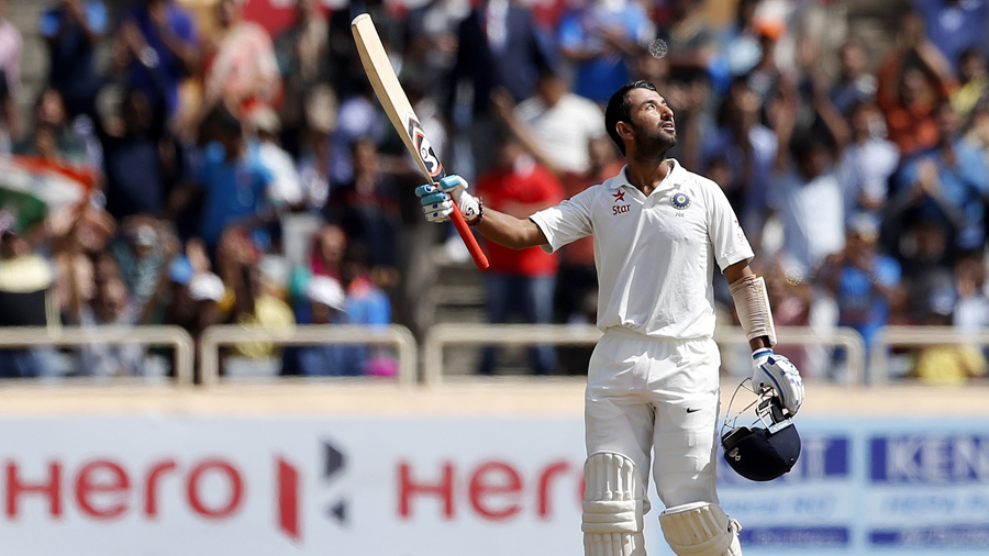 India, 360/6 at stumps on Day 3 against Australia