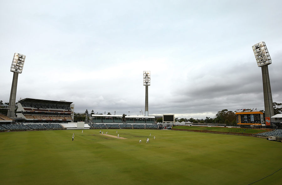Perth Stadium misses out on Ashes Test