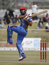 Dawlat Zadran pulls one away, Afghanistan v Ireland, 3rd ODI, Greater Noida, March 19, 2017