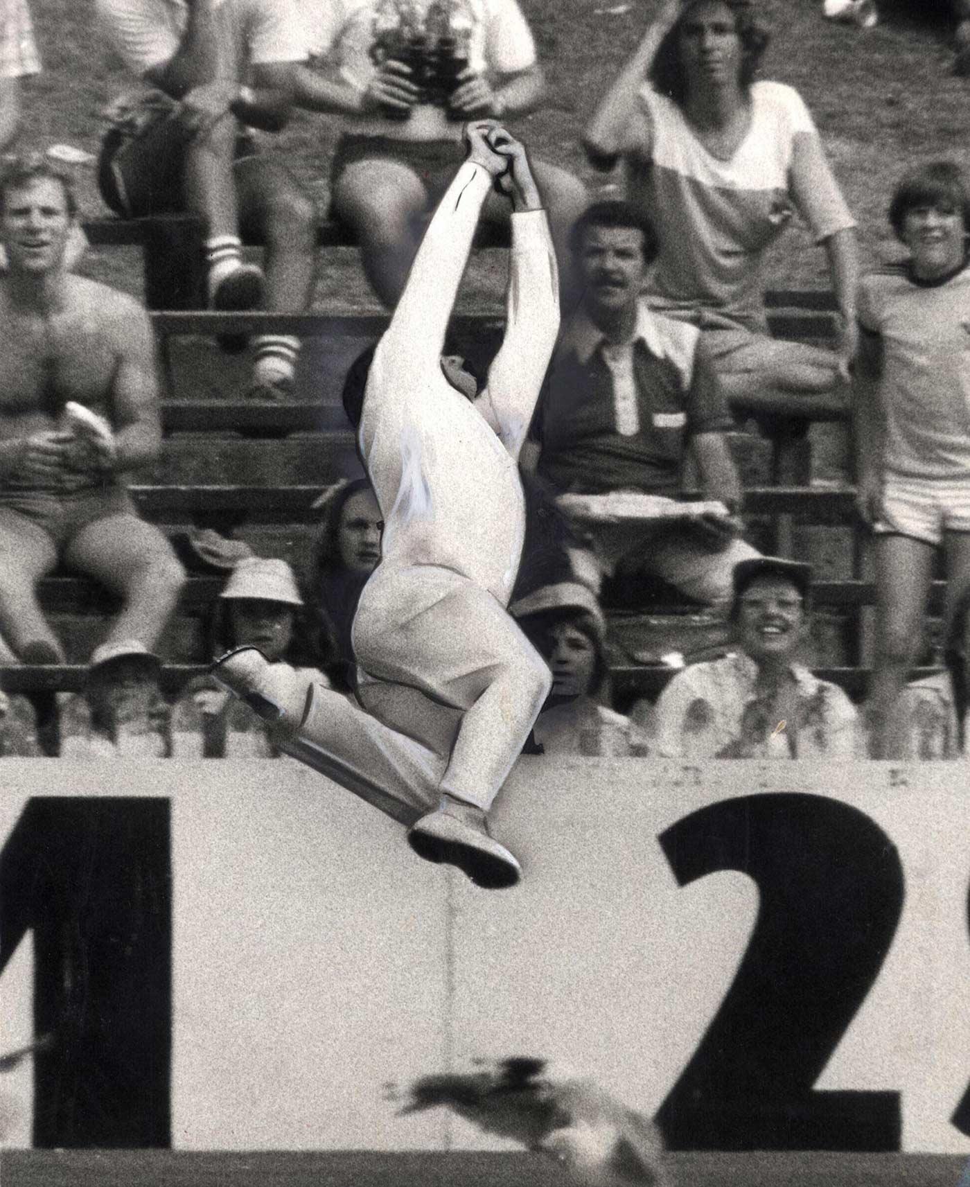 Clarke c Dyson, Sydney 1981