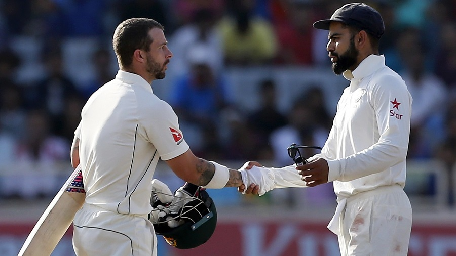 India vs Australia, 4th Test