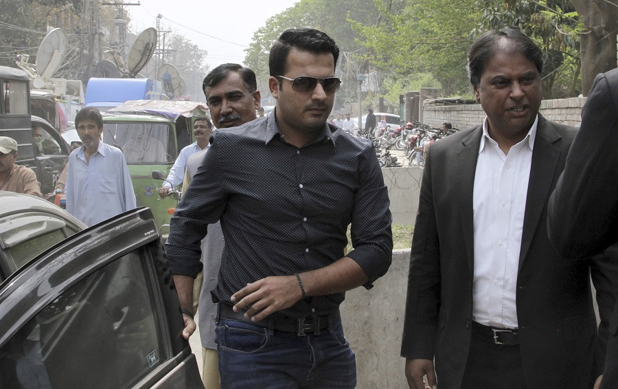 Image result for Sharjeel Khan, PCB's petitions against five-year ban rejected