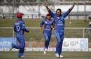 Mohammad Nabi's regular wickets troubled Ireland, Afghanistan v Ireland, 4th ODI, Greater Noida, March 22, 2017