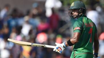 Sabbir Rahman celebrates his half-century