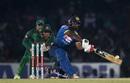 Sachith Pathirana shapes up for a big hit, Sri Lanka v Bangladesh, 1st ODI, Dambulla, March 25, 2017