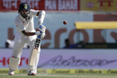 M Vijay plays off the front foot, India v Australia, 4th Test, Dharamsala, 2nd day, March 26, 2017
