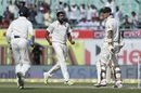 R Ashwin struck after tea to remove Glenn Maxwell, India v Australia, 4th Test, Dharamsala, 3rd day, March 27, 2017