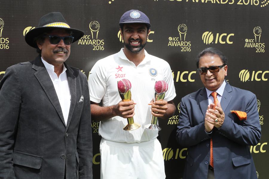 Ravichandran Ashwin Bags Top Award At Indian Sports Honours 2017