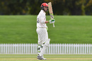 Todd Astle scored a brisk half-century, Canterbury v Wellington, Plunket Shield, 1st day, Christchurch, March 29, 2017