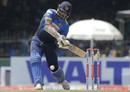 Thisara Perera struck a few meaty blows, Sri Lanka v Bangladesh, 3rd ODI, Colombo, April 1, 2017