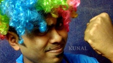 Kunal: #CheerWithOPPO winner, March 22