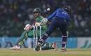 A poorly-executed paddle sweep cost Mushfiqur Rahim his wicket, Sri Lanka v Bangladesh, 1st T20I, Colombo, April 4, 2017