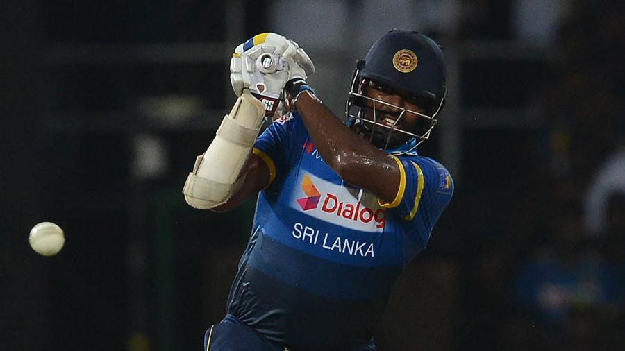 Thisara to captain Sri Lanka's T20 side in Lahore