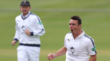 Kyle Abbott on his return to Hampshire