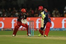 Aditya Tare opened the innings for Delhi Daredevils, Royal Challengers Bangalore v Delhi Daredevils, IPL 2017, Bengaluru, April 8, 2017