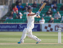 Dane Vilas batting for Lancashire, Essex v Lancashire, Specsavers County Championship, 3rd day, Chelmsford, April 9, 2017