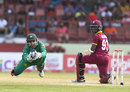 Sarfraz Ahmed took an excellent catch to remove Jason Mohammed, West Indies v Pakistan, 2nd ODI, Providence, April 9, 2017