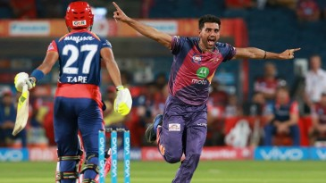 Deepak Chahar was elated after removing Aditya Tare