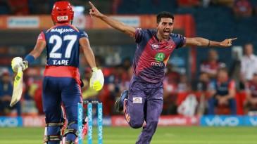 Deepak Chahar was elated after removing Aditya Tare