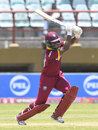Jason Mohammed scored a 59-ball half-century, West Indies v Pakistan, 3rd ODI, Providence, April 11, 2017