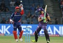 Faf du Plessis was caught behind by Rishabh Pant, Rising Pune Supergiant v Delhi Daredevils, IPL 2017, Pune, April 11, 2017