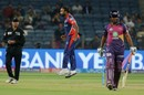 Amit Mishra picked up three wickets, Rising Pune Supergiant v Delhi Daredevils, IPL 2017, Pune, April 11, 2017