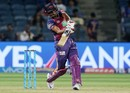 Deepak Chahar struck a few lusty blows, Rising Pune Supergiant v Delhi Daredevils, IPL 2017, Pune, April 11, 2017