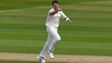 James Pattinson got rid of Keaton Jennings