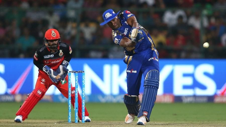 IPL 10 - Pollard Kills RCB Dream