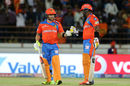 Dwayne Smith and Brendon McCullum got Gujarat Lions off to a rollicking start, Gujarat Lions v Rising Pune Supergiant, IPL, Rajkot, April 14, 2017