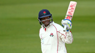 They keep on coming: Shivnarine Chanderpaul notched another century