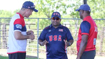 USA coach Pubudu Dassanayake discusses some strategies
