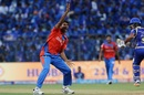 Munaf Patel's appeal was turned down, Mumbai Indians v Gujarat Lions, IPL 2017, Mumbai, April 16, 2017