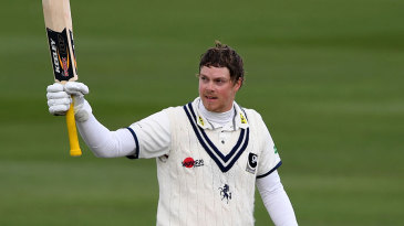 Sam Northeast's hundred swelled Kent's lead