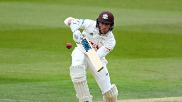 Zafar Ansari bats for Surrey