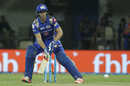 Jos Buttler shapes to play the scoop, Mumbai Indians v Kings XI Punjab, IPL 2017, Indore, April 20, 2017