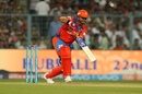 Suresh Raina sets off for a run, Kolkata Knight Riders v Gujarat Lions, IPL 2017, Kolkata, April 21, 2017