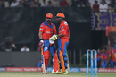 Suresh Raina and Ravindra Jadeja put on 58 runs for the sixth wicket, Kolkata Knight Riders v Gujarat Lions, IPL 2017, Kolkata, April 21, 2017