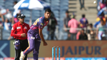 At 17 years and 199 days, Washington Sundar had become the IPL's third-youngest debutant
