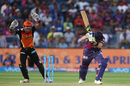 Steven Smith was bowled by a googly, Rising Pune Supergiant v Sunrisers Hyderabad, IPL 2017, Pune, April 22, 2017